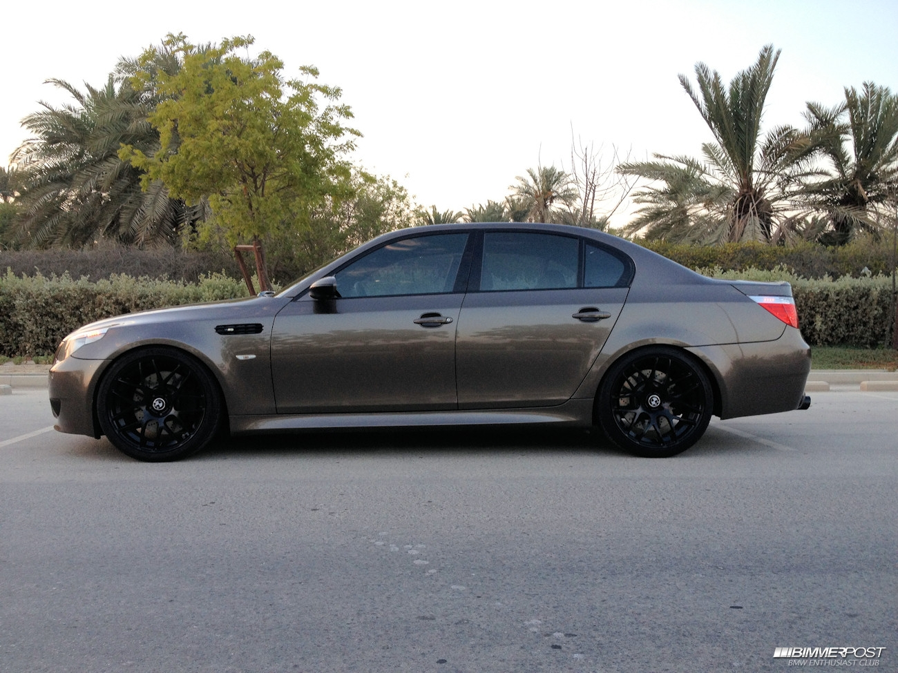 Ahmed S 2006 Bmw M5 Bimmerpost Garage