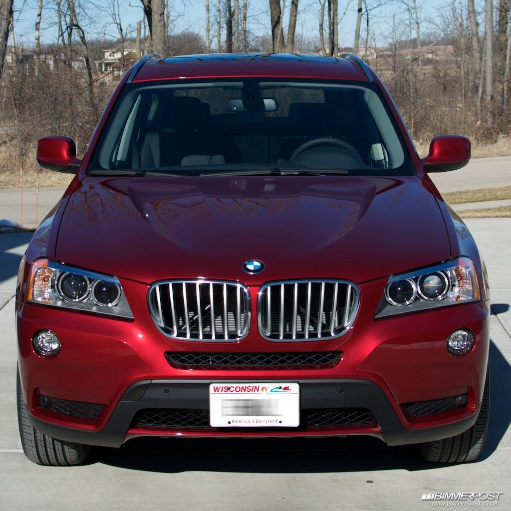 Bmw X3: Erv.walter's 2012 BMW X3 XDrive28i