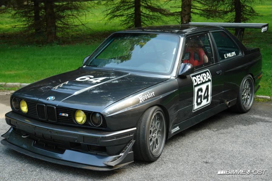 Justin Okc S 1990 Bmw M3 Bimmerpost Garage